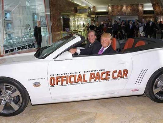 Mãn nhãn với bộ sưu tập xe của tân tổng thống Mỹ ảnh 4