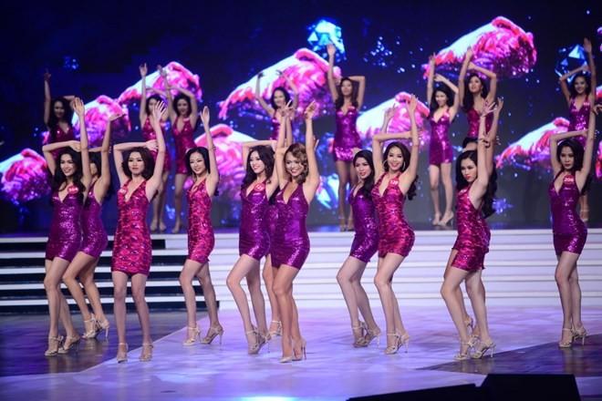 Chính thức khởi động cuộc thi Hoa hậu Hoàn vũ Việt Nam 2017 ảnh 1