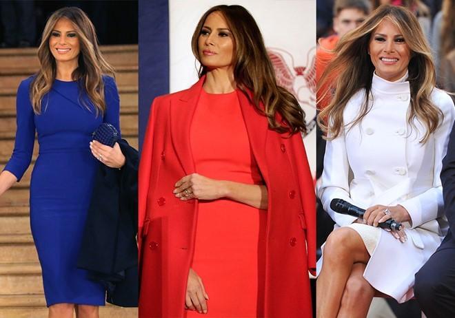 Gu thời trang gợi cảm của vợ và con gái Donald Trump ảnh 7