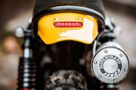 North East Custom hồi sinh Yamaha XT500 ảnh 5