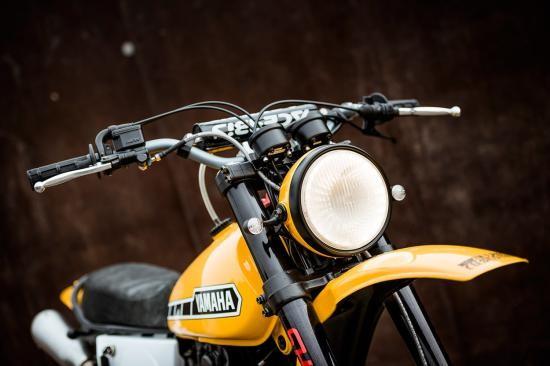 North East Custom hồi sinh Yamaha XT500 ảnh 6