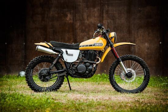 North East Custom hồi sinh Yamaha XT500 ảnh 7