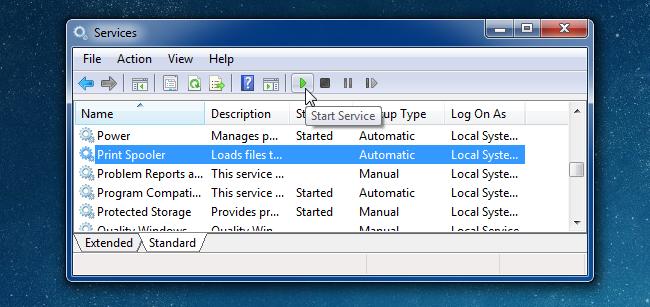Cách xử lý lỗi in ấn trên Windows 10 ảnh 5