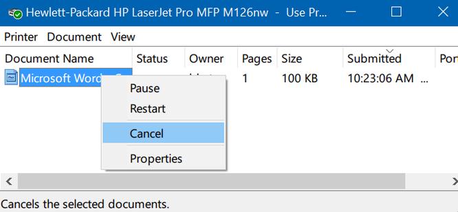 Cách xử lý lỗi in ấn trên Windows 10 ảnh 1