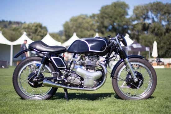 """Dàn xe độ """"điên đảo"""" tại The Quail Motorcycle Gathering 2016 ảnh 1"""