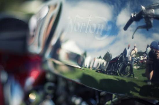 """Dàn xe độ """"điên đảo"""" tại The Quail Motorcycle Gathering 2016 ảnh 12"""