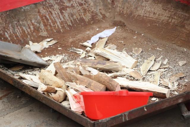 Chiều nay, chính thức tiêu huỷ 2 tấn ngà voi tại Sóc Sơn-Hà Nội ảnh 6