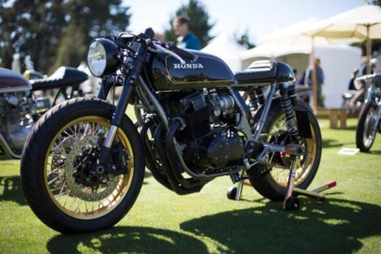 """Dàn xe độ """"điên đảo"""" tại The Quail Motorcycle Gathering 2016 ảnh 3"""