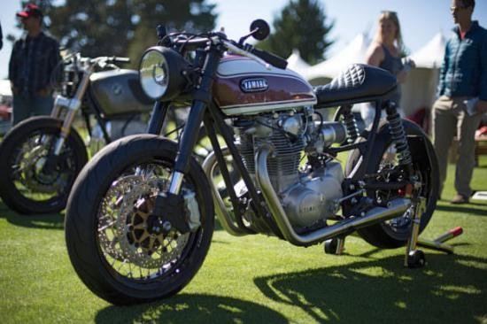 """Dàn xe độ """"điên đảo"""" tại The Quail Motorcycle Gathering 2016 ảnh 4"""
