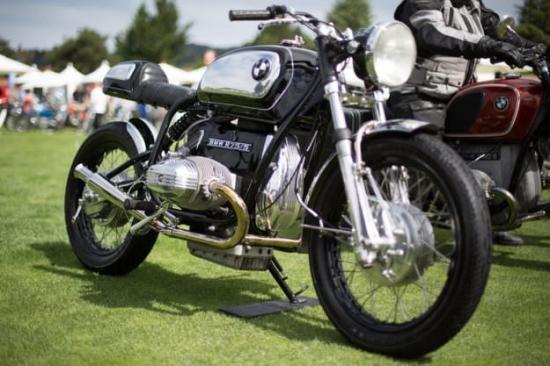 """Dàn xe độ """"điên đảo"""" tại The Quail Motorcycle Gathering 2016 ảnh 7"""