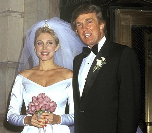 Những bóng hồng trong cuộc đời Tổng thống đắc cử Trump ảnh 5