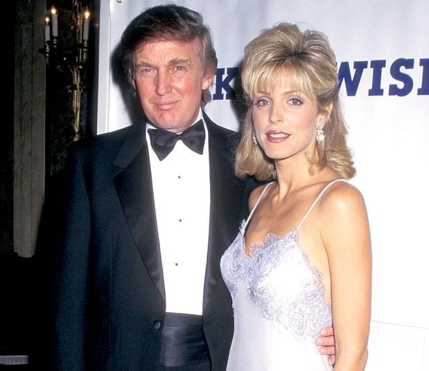 Những bóng hồng trong cuộc đời Tổng thống đắc cử Trump ảnh 6