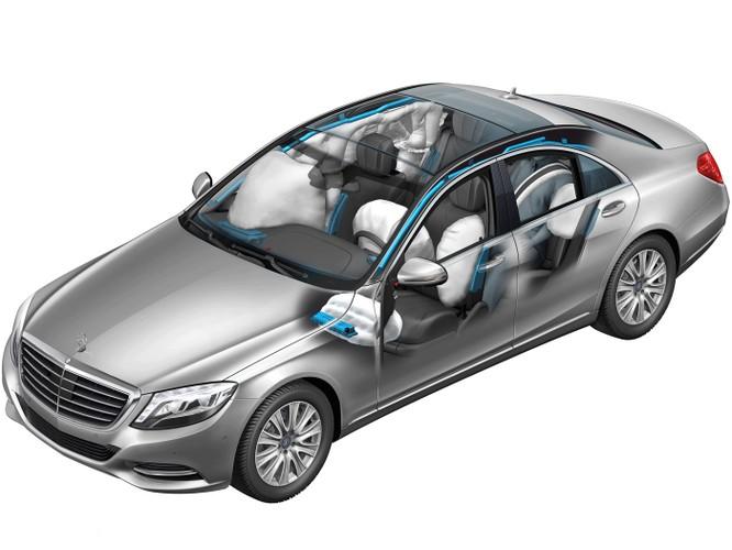 Khám phá đẳng cấp Mercedes S-Class phục vụ hệ thống Vinpearl ảnh 1