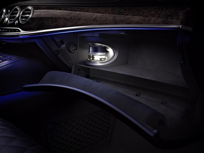 Khám phá đẳng cấp Mercedes S-Class phục vụ hệ thống Vinpearl ảnh 4