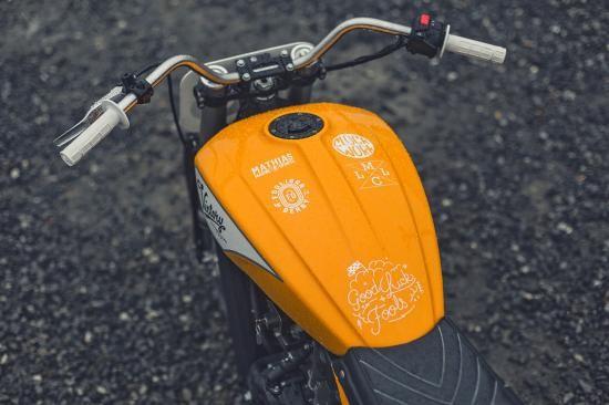 Cruiser đồ sộ biến hình Flat Tracker ảnh 10