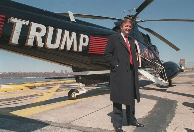 Những bóng hồng trong cuộc đời Tổng thống đắc cử Trump ảnh 1