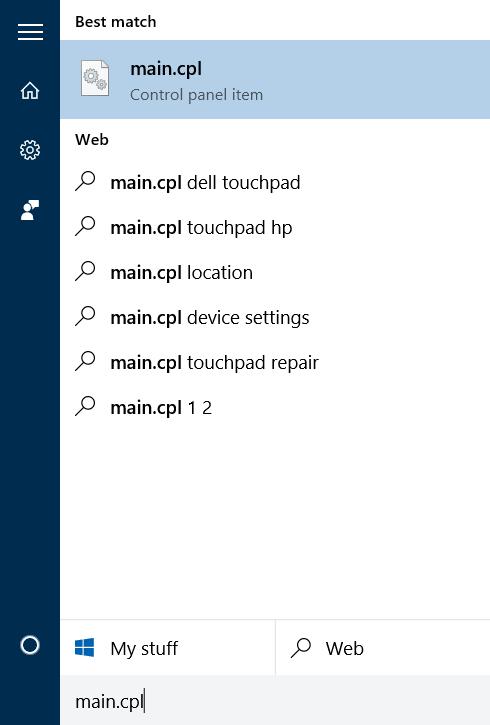 Thay đổi hướng cuộn trang của Touchpad trên Windows 10 ảnh 1