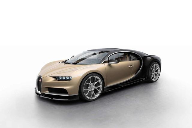 Chiếc siêu xe Bugatti Chiron xấu xí nhất từ trước đến nay ảnh 2