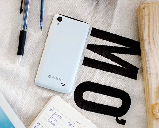 Smartphone chất lượng Nhật Bản giá 990.000 đồng ảnh 1