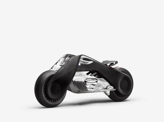 Mô tô BMW Vision Next 100 đến từ tương lai ảnh 2