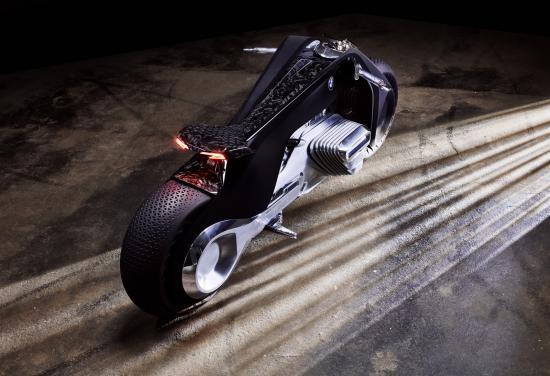Mô tô BMW Vision Next 100 đến từ tương lai ảnh 4