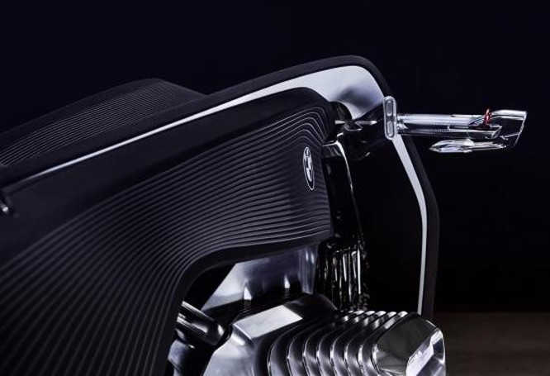 Mô tô BMW Vision Next 100 đến từ tương lai ảnh 8
