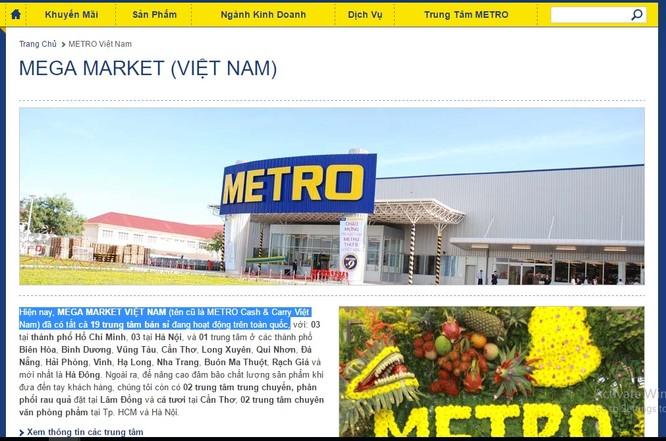 Người Thái bắt đầu xóa tên Metro, đổi thành MM Mega Market ảnh 1
