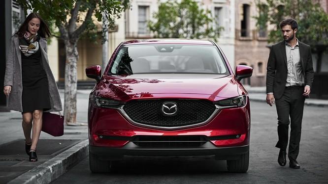 Mazda CX-5 bản lột xác 2017 hoàn toàn mới chính thức ra mắt ảnh 1
