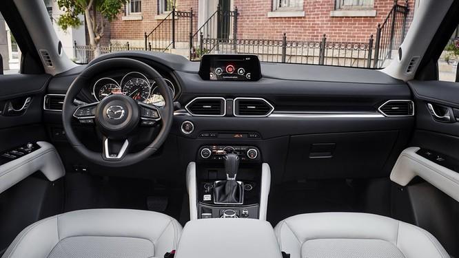 Mazda CX-5 bản lột xác 2017 hoàn toàn mới chính thức ra mắt ảnh 5