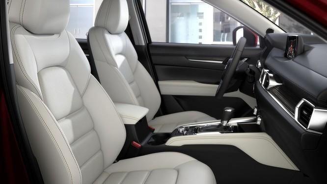 Mazda CX-5 bản lột xác 2017 hoàn toàn mới chính thức ra mắt ảnh 6