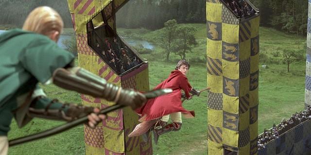 Môn thể thao huyền thoại trong Harry Potter chuẩn bị xuất hiện ngoài đời thực ảnh 2