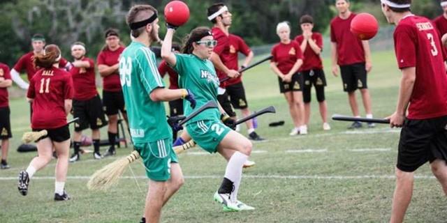 Môn thể thao huyền thoại trong Harry Potter chuẩn bị xuất hiện ngoài đời thực ảnh 1