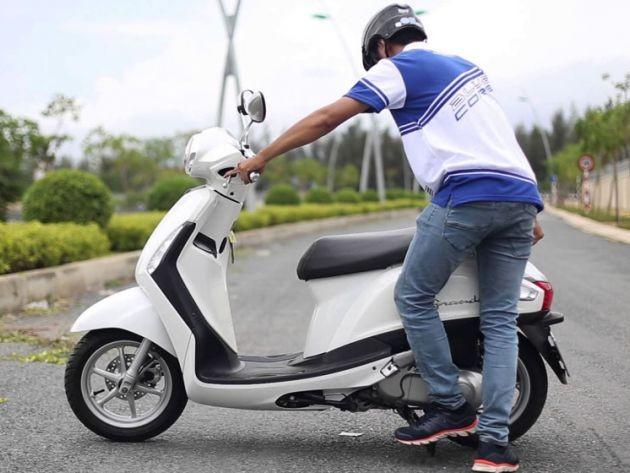 Vì sao xe máy khó khởi động khi trời lạnh? ảnh 3