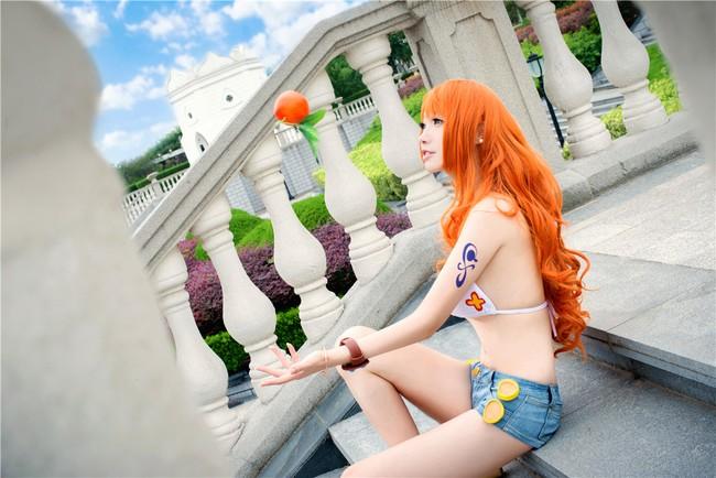 Cùng ngắm bộ ảnh cosplay tuyệt đẹp về cô nàng Nami trong One Piece ảnh 5