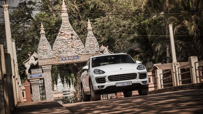 SUV hạng sang Porsche Cayenne - Khi thành công phá vỡ mọi định kiến ảnh 3