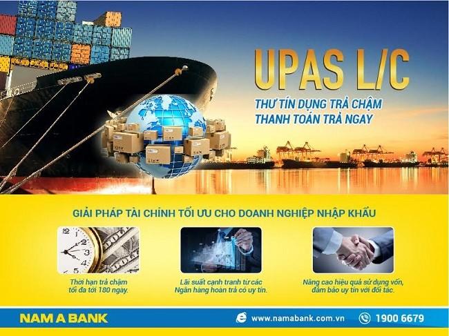 UPAS L/C sẽ mang đến giải pháp tối ưu cho DN nhập khẩu.