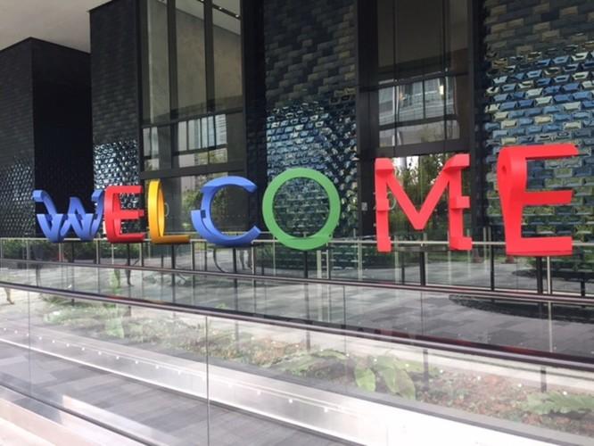 """""""Đột kích"""" văn phòng mới đầy ấn tượng của Google tại Singapore ảnh 1"""