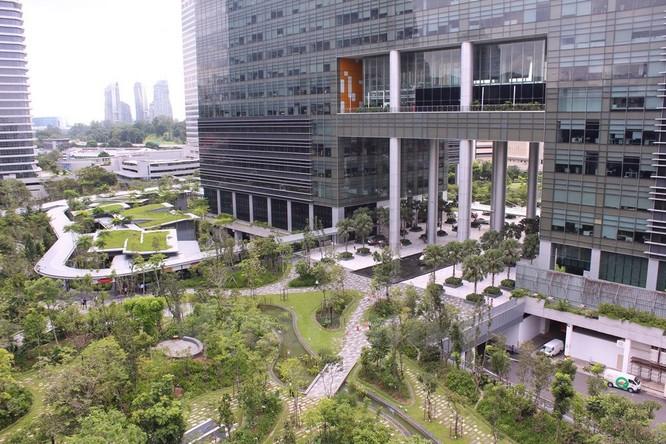 """""""Đột kích"""" văn phòng mới đầy ấn tượng của Google tại Singapore ảnh 3"""
