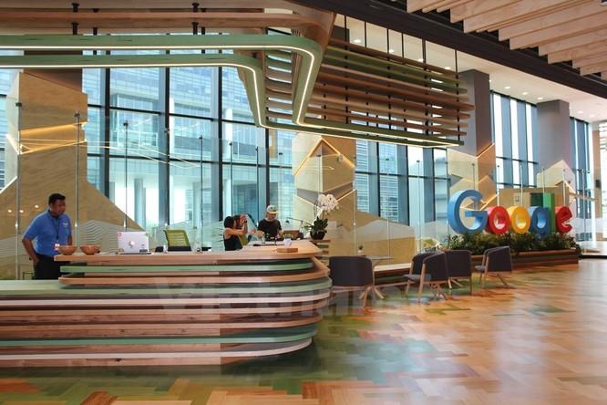 """""""Đột kích"""" văn phòng mới đầy ấn tượng của Google tại Singapore ảnh 4"""