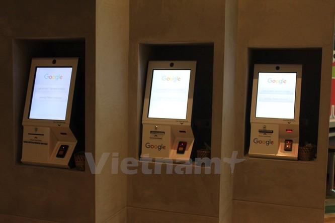 """""""Đột kích"""" văn phòng mới đầy ấn tượng của Google tại Singapore ảnh 5"""