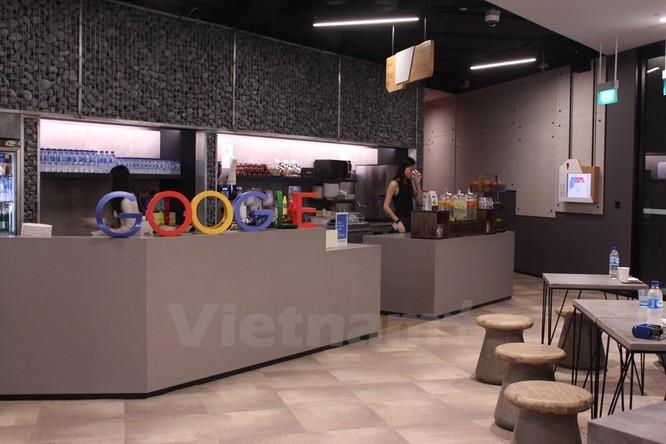 """""""Đột kích"""" văn phòng mới đầy ấn tượng của Google tại Singapore ảnh 8"""