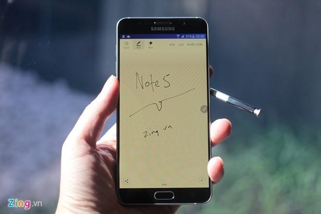 5 smartphone xách tay tầm giá 7 triệu cạnh tranh iPhone 6 ảnh 5