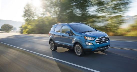 Ford EcoSport 2018 chính thức ra mắt ảnh 11
