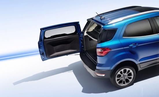 Ford EcoSport 2018 chính thức ra mắt ảnh 7