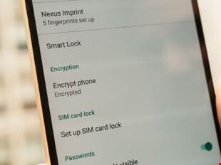 Mã hóa dữ liệu cá nhân trên Android và iOS ảnh 1