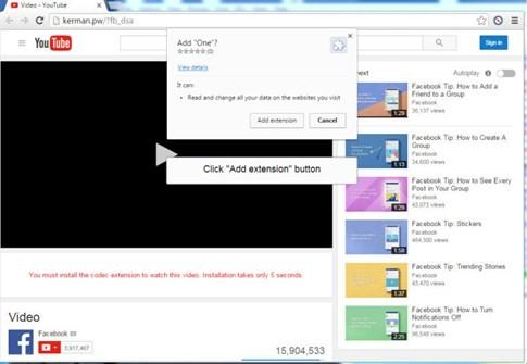 Cảnh báo mã độc ẩn trong hình ảnh phát tán trên Facebook ảnh 2