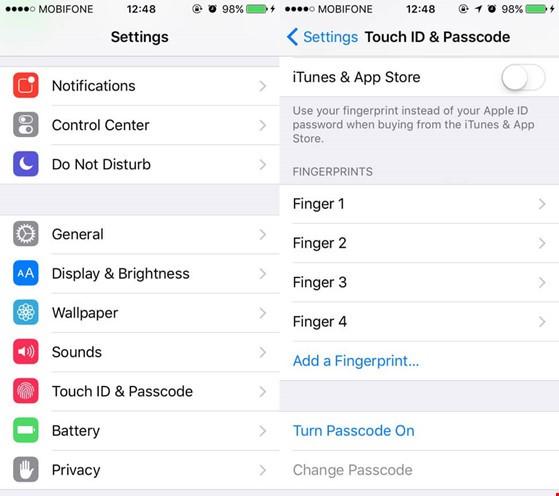 Mã hóa dữ liệu cá nhân trên Android và iOS ảnh 2
