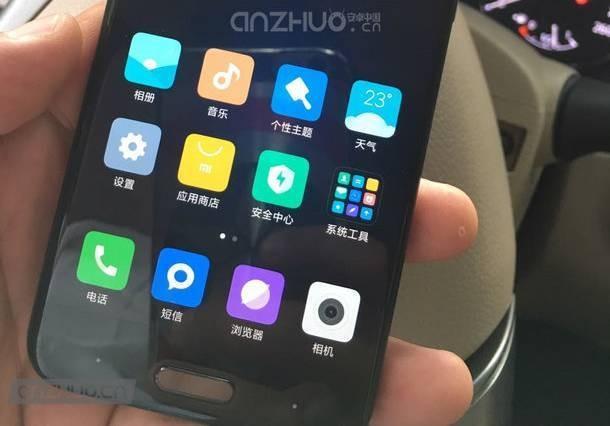 Lộ ảnh Xiaomi Meri, chiếc điện thoại đầu tiên mang con chip của chính Xiaomi ảnh 1