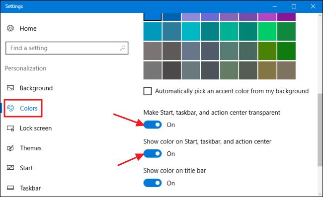 Cách tùy biến thanh Taskbar trong Windows 10 ảnh 20