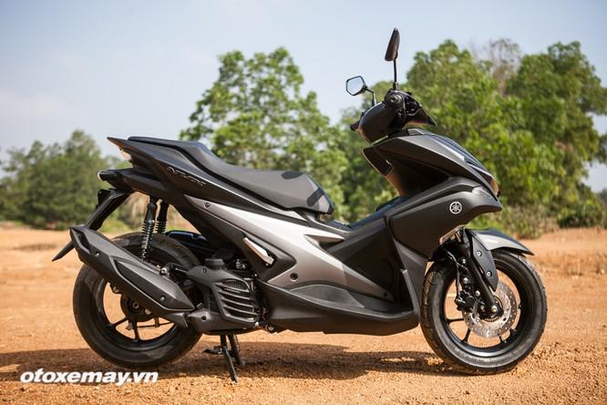 """Chi tiết """"Siêu xe tay ga thể thao"""" Yamaha NVX ảnh 5"""